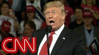 Download Trump celebrates Kavanaugh, rips Democrats at Kansas rally Video