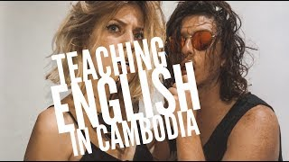 Download TEACHING ENGLISH IN CAMBODIA: TEFL? BA? WAGES? EVERYTHING you need to know Video