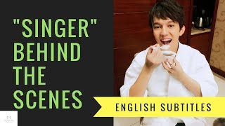 Download Dimash The Singer behind the scenes English subtitiles Video