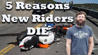 Download Why New riders are always dying on motorcycles Video