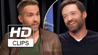 Download Volando Alto | Ryan Reynolds entrevista a Hugh Jackman Video