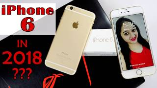 Download iPhone 6 in 2018 Unboxing & Overview Video