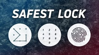 Download What's the safest way to lock your smartphone? Video