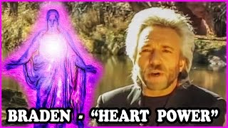 Download GREGG BRADEN: ″Our ElectroMagnetic HEART Affects Reality″ Video