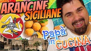 Download ARANCINE SICILIANE - Papà in cucina Video