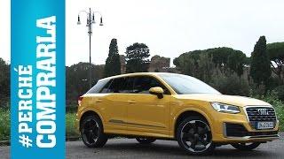 Download Audi Q2, perché comprarla... e perché no Video