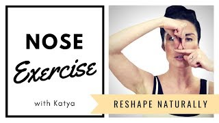 Download Nose Exercise - Reshape And Make Smaller Naturally Video