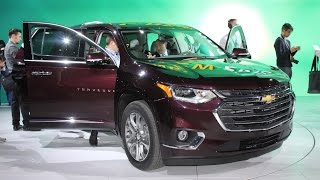 Download 2018 Chevrolet Traverse - FIRST LOOK Video