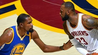 Download The Full Superstar Duel: Kevin Durant vs. LeBron James In NBA Finals 2017 Video