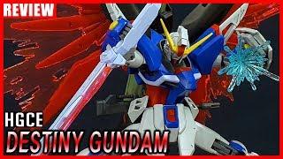 Download [REVIEW] HGCE 1/144 데스티니 건담 / ZGMF-X42S Destiny Gundam Video