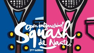 Download Finale Femmes - Open International de Squash de Nantes 2016 Video