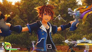 Download KINGDOM HEARTS 3 - 15 Minutes of Gameplay Demo (PS4 XBOX ONE) Kingdom Hearts III Gameplay Trailers Video