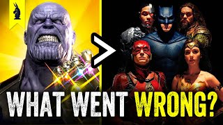 Download Justice League: What Went Wrong? (vs. Thanos & Infinity War) – Wisecrack Edition Video