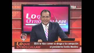 Download Estados Unidos hace que el presidente Danilo Medina se coma su droga y la corrupción Video