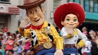 Download 25th Anniversary Parade at Disney's Hollywood Studios - Walt Disney World Video