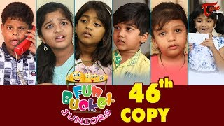 Download Fun Bucket JUNIORS | Episode 46 | Kids Funny Videos | Comedy Web Series | By Sai Teja - TeluguOne Video