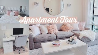 Download Furnished Apartment Tour | SIMPLE + GLAM Video