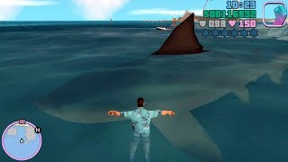Download GTA Vice City Easter Eggs and Secrets 3 Facts, Ghosts, Shark, Myths Video