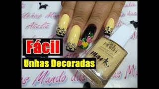 Download UNHAS DECORADAS RENDAS E FLORES (INSTAGRAM) Video