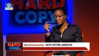 Download Hard Copy: Rotimi Amaechi Speaks On Allegations Of Corruption Video