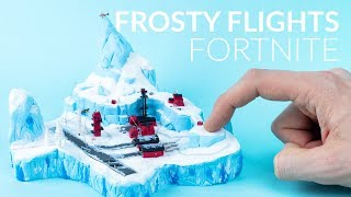 Download Frosty Flights (Fortnite Battle Royale) – Polymer Clay Tutorial Video