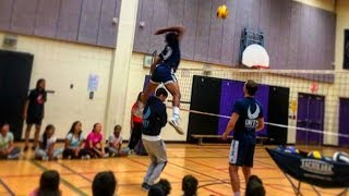 Download TOP 20 Craziest Volleyball Spikes Of All Time (HD) Video