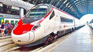 Download SBB CFF FFS EuroCity 36 train ride: Milan to Geneva Video