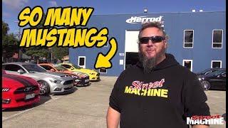 Download Carnage Plus EP1 - Visiting Herrod Motorsport and McDonald Bros Racing Video