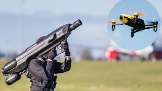 Download 4 WAYS TO TAKE DOWN ILLEGAL DRONES Video