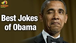 Download President Obama at the White House Correspondents Dinner | Best Jokes of Obama Video