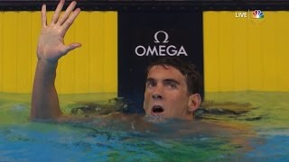 Download Olympic Swimming Trials | Michael Phelps Earns Spot In Rio, 5th Games Video