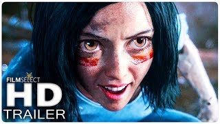 Download ALITA BATTLE ANGEL Trailer 2 (2018) Video