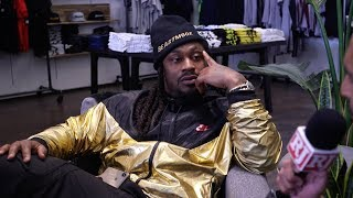 Download Marshawn Lynch says he may not play with Raiders when they move to Las Vegas Video