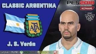 Download J. S. VERÓN face+stats (Classic Argentina) Video