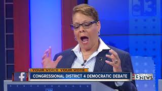 Download Debate: Nevada 4th Congressional District Video
