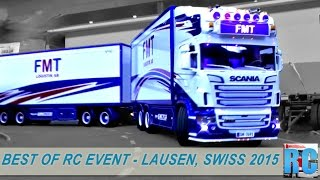 Download BEST OF RC TRUCK MEGA EVENT - LAUSEN, SWITZERLAND 2015-EXCAVTORS,WHELL LOADERS,FORK LIFT Video