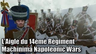 Download L'Aigle du 14ème Régiment - Machinima Napoleonic Wars #2 (Version Française) Video
