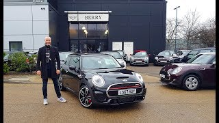 Download 2018 Mini Cooper JCW Collection *Fun Car* BMW Video