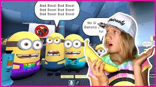Download NO BANANAS for the MINIONS??? Video