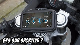 Download TUTO : SUPPORT GPS SUR MOTO SPORTIVE / RS4 50 Video