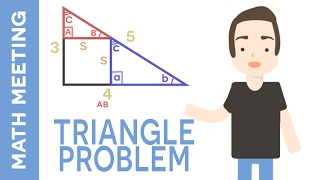 Download Solve the right triangle - Trigonometry Brain Teaser Video