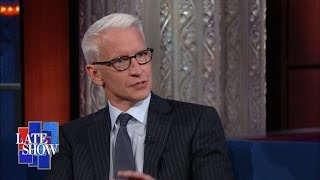 Download Anderson Cooper Admits His Dungeons & Dragons Obsession Video