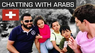 Download Chatting with Arabs in GENEVA, Switzerland Video