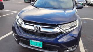 Download Brand New 2017 Honda CR-V Touring AWD Start Up, Engine, and Tour Video