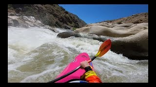 Download Things Took An Interesting Turn.... | Cataracts of the Kern at 3,000cfs Video
