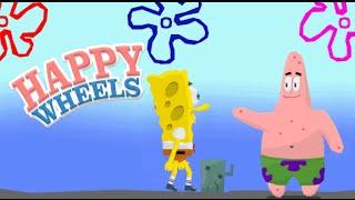 Download SPONGEBOB HAPPY WHEELS LEVEL [MADNESS!] Video
