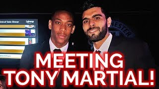 Download MEETING TONY MARTIAL! | UNITED 4 UNICEF 2017 | VLOG Video
