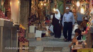 Download Jerusalem, Israel: Jewish Quarter and New City Video