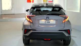 Download Toyota C-HR interni Video