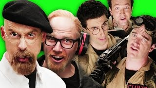 Download Ghostbusters vs Mythbusters. ERB Behind the Scenes Video